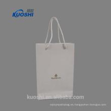 Compra a granel de China precio de bolsa de papel personalizado