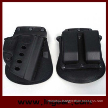 Airsoft Tactical M92 Pistol Holster with Magazine Paddle Quick Pull Holster