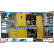 Machine de manutention de bagage et de manutention mobile