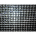 Traditional color hot melt rhinestone aluminum patch 45*120cm