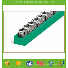 Guía de la cadena de rodillo de PA66