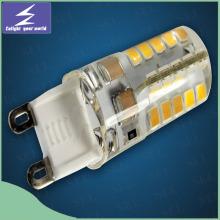 Hot Sell 220V G9 ampoule LED pour décoration intérieure