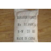 Sulfate de manganèse pour l'additif d'alimentation, engrais