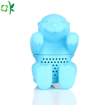 Hot Selling Portable Silicone Tea Infuser till salu