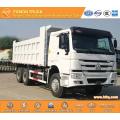 SINOTRUK LHD 6X4 380hp mining tipper truck
