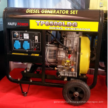 5kw / 5kVA Open Type Generator / Diesel Generator