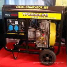 5kw/5kVA Open Type Generator/Diesel Generator