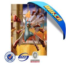 High Quality 3D Flip Lenticular Card