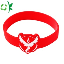 Unikalna konstrukcja Animal Shape Silicone Bracelet for Souvenir