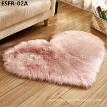 Long Pile Faux Sheep Fur Rugs Esfr-02A
