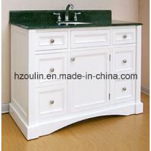 Белый Современный тент ванной комнаты MDF (BA-1140)
