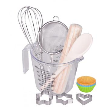 China for Kitchen Salad Spinner Kitchen  14pc Cake Maker Set export to United States Manufacturer