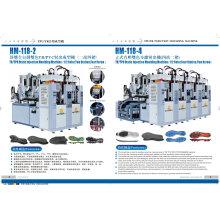 Static PVC Shoe Sohle, die Maschine herstellt