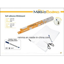 Self-Adhesive Whiteboard for Shool and Office Supply