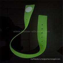 Одноразовая медицинская силиконовая турникетная лента