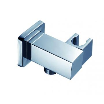 Square Shower Holder With Water Outlet