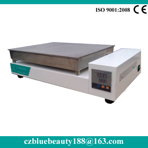 Lab heating plate