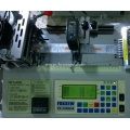 Automatyczna przecinarka dla znaków towarowych chłodny i gorący nóż