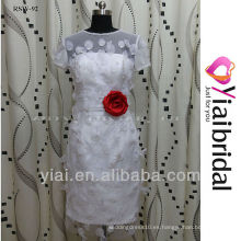 RSW92 vestido de boda hecho a mano