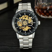 luxury automatic winner mechanical wrist watch