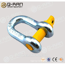 US Type Drop Forged D Shackle