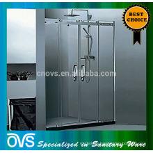 Tempered Glass Shower Door Hinges Bearing