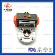 Automated High Performance Butterfly Valve