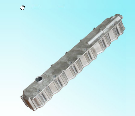 Die Cast Die Sw024 Oil Pan / Castings