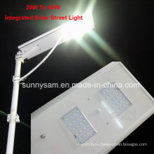 20W LED Garden Street Solar Light for Outdoor Lighting
