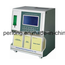 Equipo de laboratorio eléctrico automatizado analizador de electrolitos