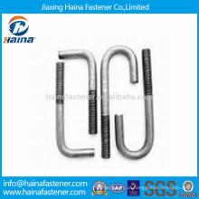 Made in China 4.8grade aço galvanizado J parafusos