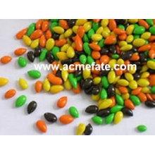 Chocolate colorido