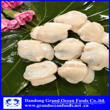 Cooked baby clam meat
