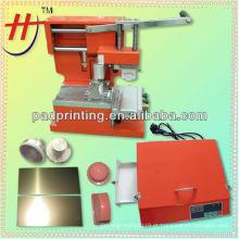 T Hengjin precisão venda quente selo tinta copo manual tampon impressora