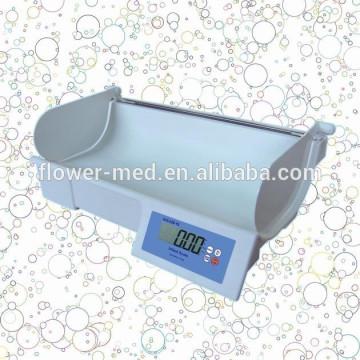 ACS-20B-YE Медицинская электронная шкала для новорожденных