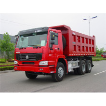 Best Selling 10 Wheels Sinotruk HOWO Dump Truck for Africa