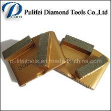 Chine Usine d'outils de meulage de plancher en pierre concrète Fabricant