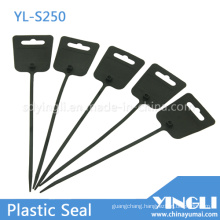 High Quality Pull Tight Big Label Plastic Seals