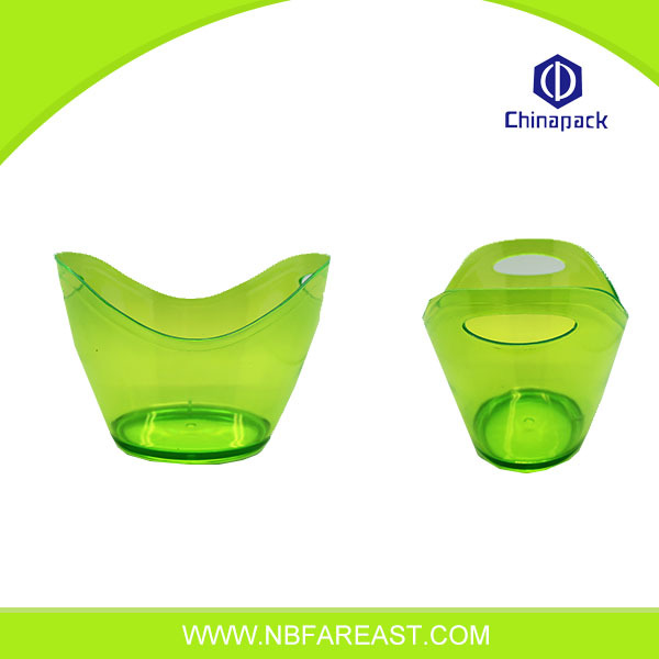 Wholesale useful cheap plastic ice cream buckets