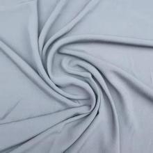 Tissu jersey simple 100% polyester teint en sergé uni