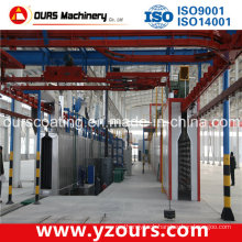 Widely Used Overhead Chain Conveying Line