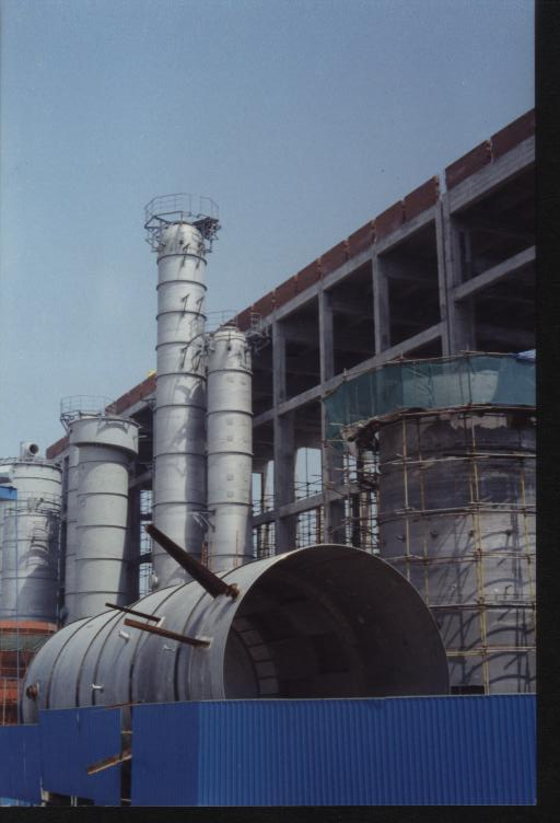 Sunshine 300,000 tons pulp mill cooking pot
