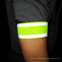 Reflective Elastic Police Armband