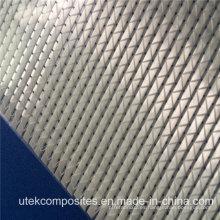 Tejido Biaxial 0/90 de la fibra de vidrio 605GSM