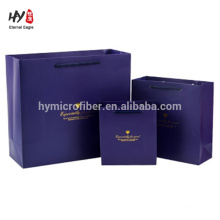 best quality logo custom printing paper gift bag