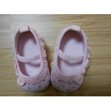 New Style Soft Cotton Baby Shoes Infant Shoes (BH-7)