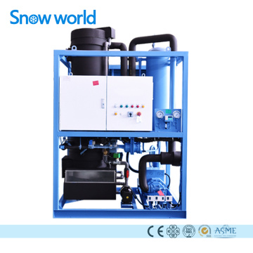 Snow world 10T Tube Ледогенератор