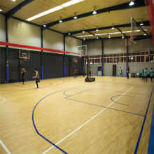 PVC Indoor Comfort Basketball Flooring