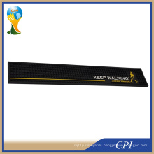 Promotion Gift Custom PVC Bar Spill Mat with Logo