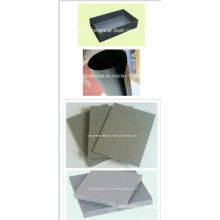 Opaque Grey Hard/Solid/Rigid PVC Sheet/Board (OEM offered)